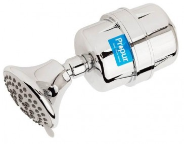 PROPUR Chrome Shower Filter 5 Massage Settings