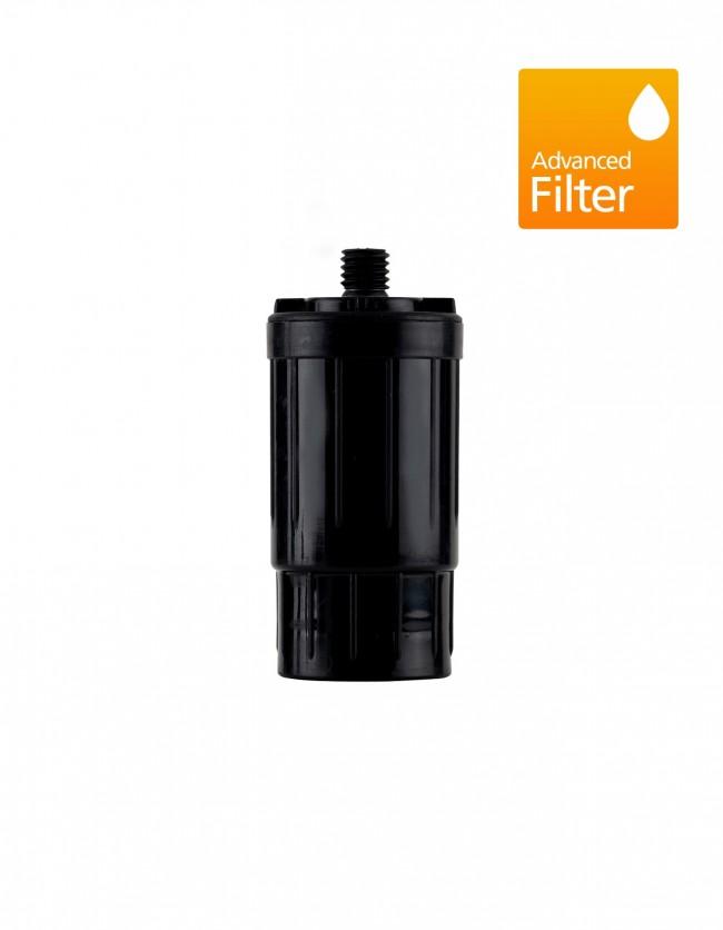 advanced replacement filter 800ml travel safe bottle. Black Bedroom Furniture Sets. Home Design Ideas