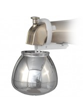 SPRITE Bath Ball Tap Water Filter - Chrome