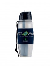 800ml Travel Safe ADVANCED Filter Bottle - Removes 99.9999% of Bacteria & Virus