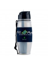 800ml Travel Safe ADVANCED Filter Bottle: Back Order only, due End May