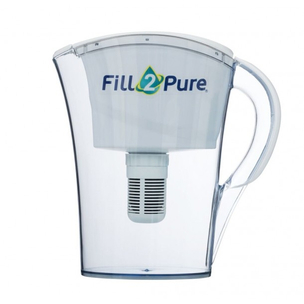 Mini pH ALKALINE Water Filter Jug (750mls) (Back order only, back in stock early December)